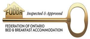 Feedration of Ontario Bed and Breadkfast Accomodation